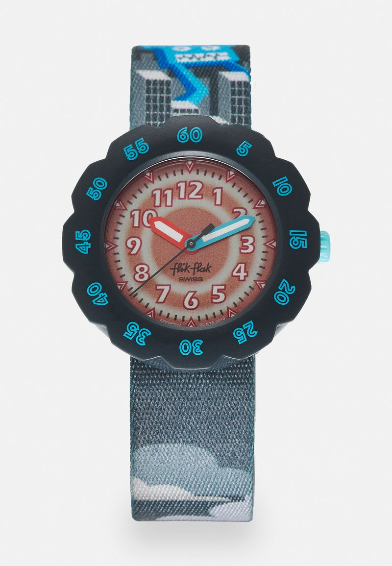 Flik Flak - T ROCKS - Watch - black