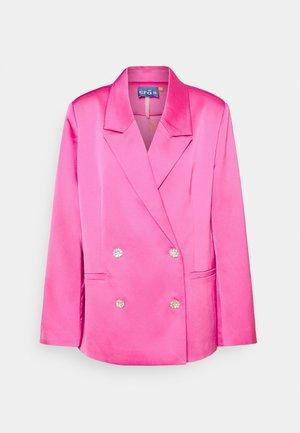 SAMYCRAS - Sportovní sako - neon pink