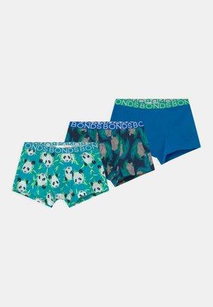 3 PACK - Pants - multi-coloured/grey