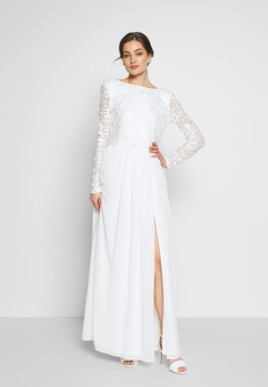 TRIM GOWN - Ballkjole - white