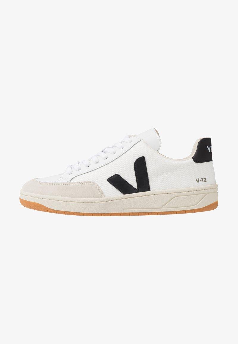 Veja - V-12 - Baskets basses - white/black