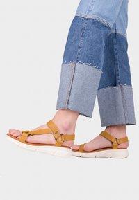 Eva Lopez - Sandals - amarillo - 1