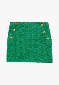 Mango - WINTOUR - A-line skirt - groen - 5