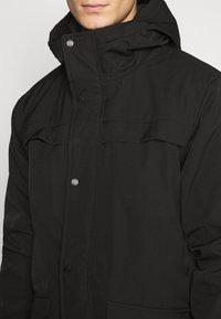 Minimum - LYNGDAL - Winter coat - black - 5