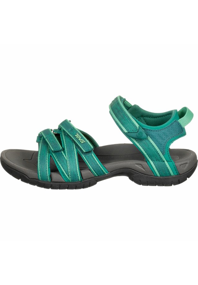 Walking sandals - halcon teal blue