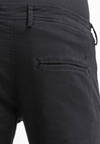 Selected Homme - SHHONE LUCA - Chinos - black - 5