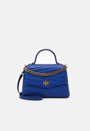 KIRA CHEVRON TOP HANDLE SATCHEL - Handbag - nautical blue