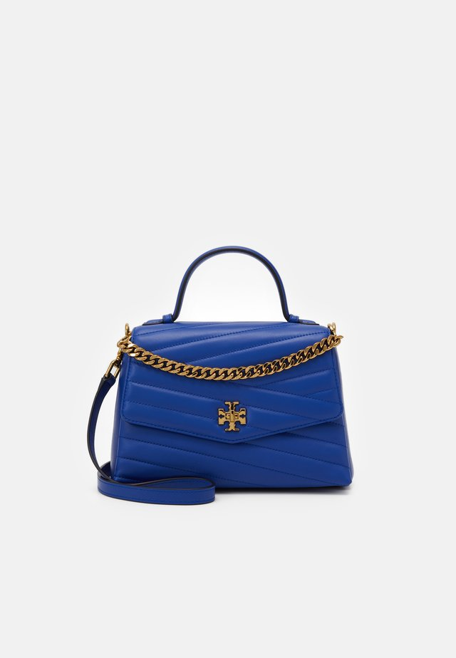 KIRA CHEVRON TOP HANDLE SATCHEL - Sac à main - nautical blue