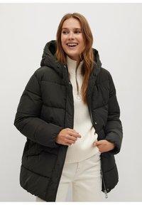 Mango - VIKINGA - Winter coat - dunkelgrau meliert - 0