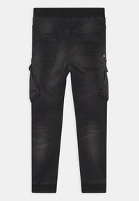 Vingino - CARLOS - Relaxed fit jeans - black vintage - 1
