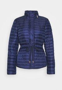 MICHAEL Michael Kors - BELTED PUFFR - Down jacket - true navy - 6