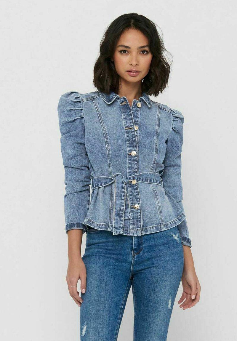 ONLY - Denim jacket - medium blue denim