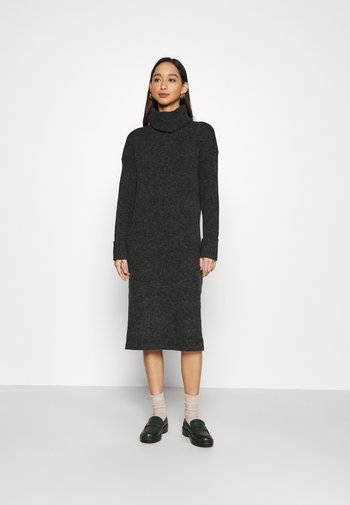 VMCARINA LONG COWLNECK DRESS