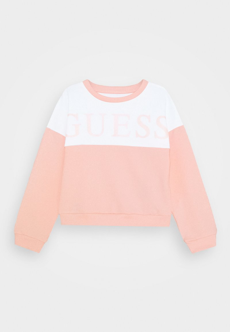 Guess - TODDLER ACTIVE - Sweater - pink sky