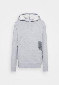 YAVI ARCHIE - MARBLE - Sweatshirt - grey - 4