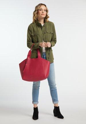 Tote bag - red