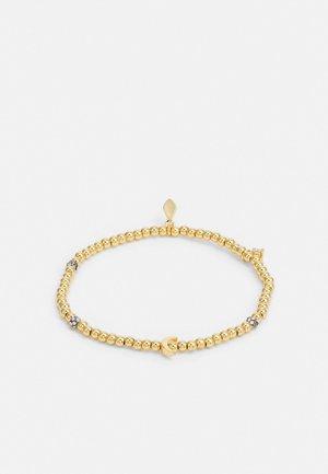STRETCH BRACELET CRESENT MOON - Bracelet - gold-coloured