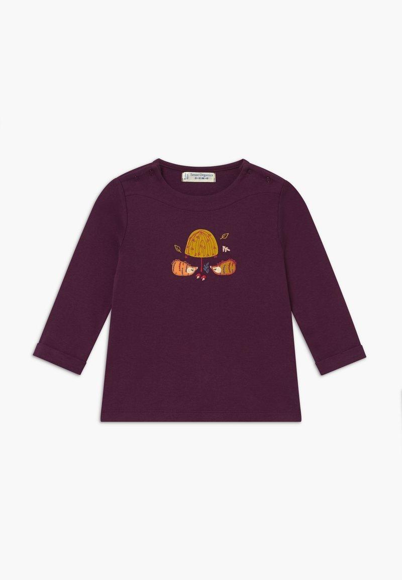 Sense Organics - LEJA BABY - Long sleeved top - purple