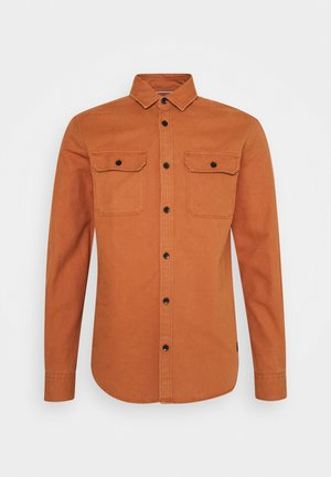 JCOCORNWALL WORKER - Shirt - amber brown