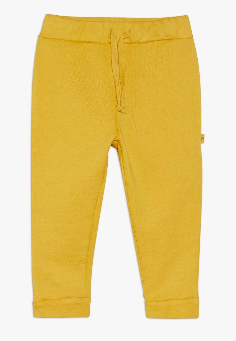 Smitten Organic - BABY  - Trousers - amber yellow