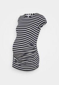 Envie de Fraise - KATIA - Print T-shirt - navy blue/off white - 4