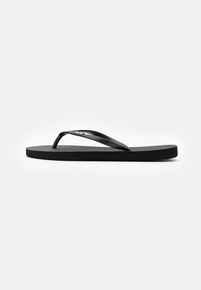 VIVA IV - Japonki kąpielowe - black