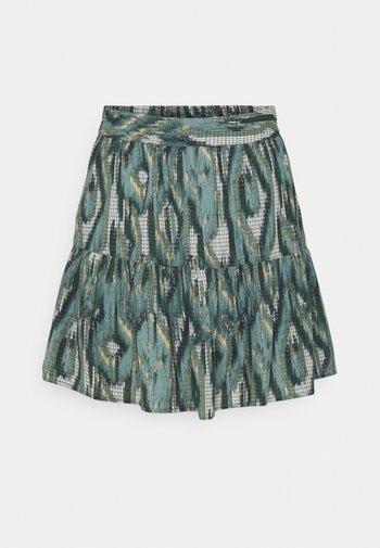 VMANNABELLE SHORT SKIRT - A-line skirt - laurel wreath