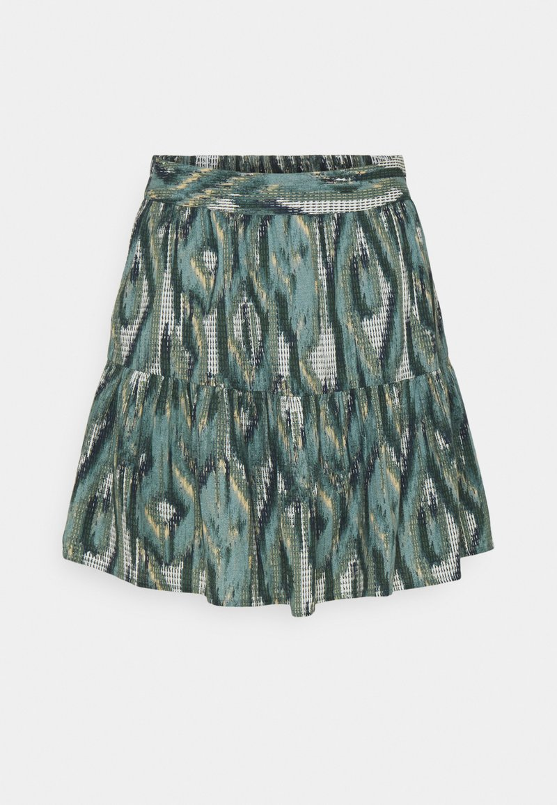Vero Moda - VMANNABELLE SHORT SKIRT - A-line skirt - laurel wreath