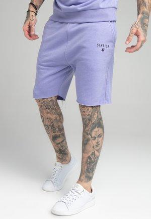 Short - purple marl