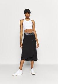 Calvin Klein Performance - SKIRT - Sports skirt - black - 1