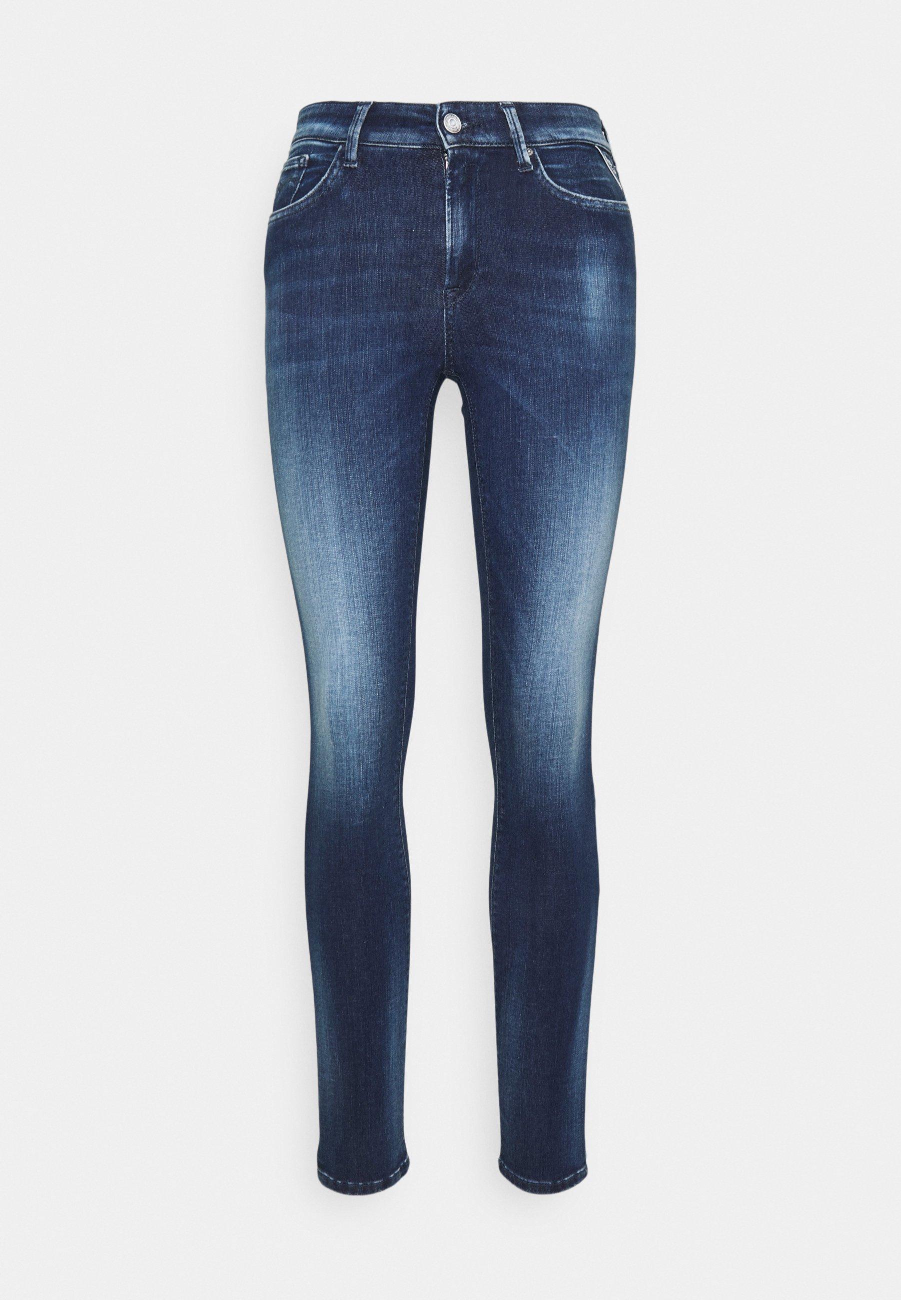 Women LUZIEN HYPERFLEX PANTS - Jeans Skinny Fit