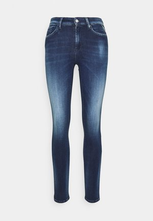 LUZIEN HYPERFLEX PANTS - Jeans Skinny Fit - medium blue