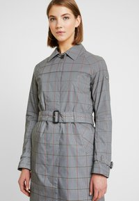 Superdry - EDIT REFLECK CAR COAT - Trench - silver - 3