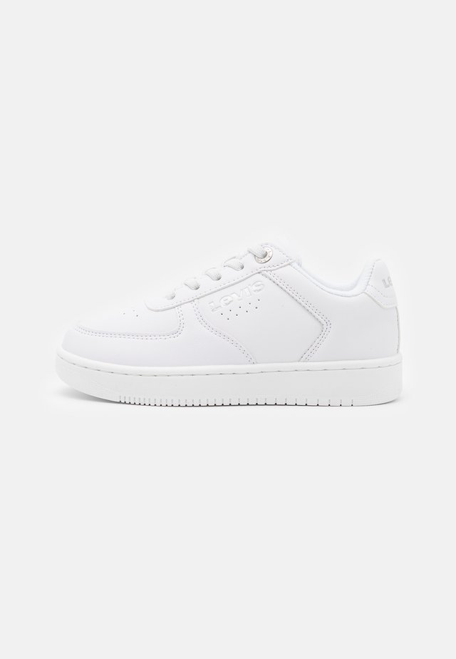 NEW UNION UNISEX - Trainers - white