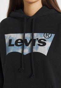 Levi's® - GRAPHIC STANDARD HOODIE - Sweat à capuche - black - 3