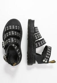 Dr. Martens - CLARISSA - Sandals - black aunt sally - 3