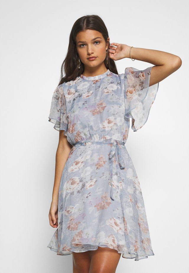 VIPARISA DRESS PETITE - Robe d'été - ashley blue
