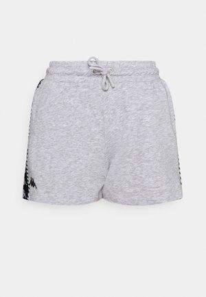 IRISHA - Sports shorts - high rise melange