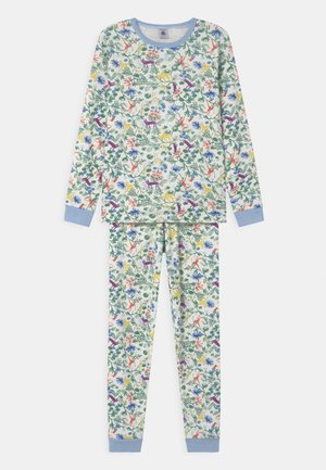 GARDEN PARTY UNISEX - Pyjamas - marshmallow/multico