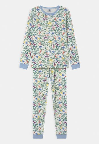 GARDEN PARTY UNISEX - Pyjama set - marshmallow/multico