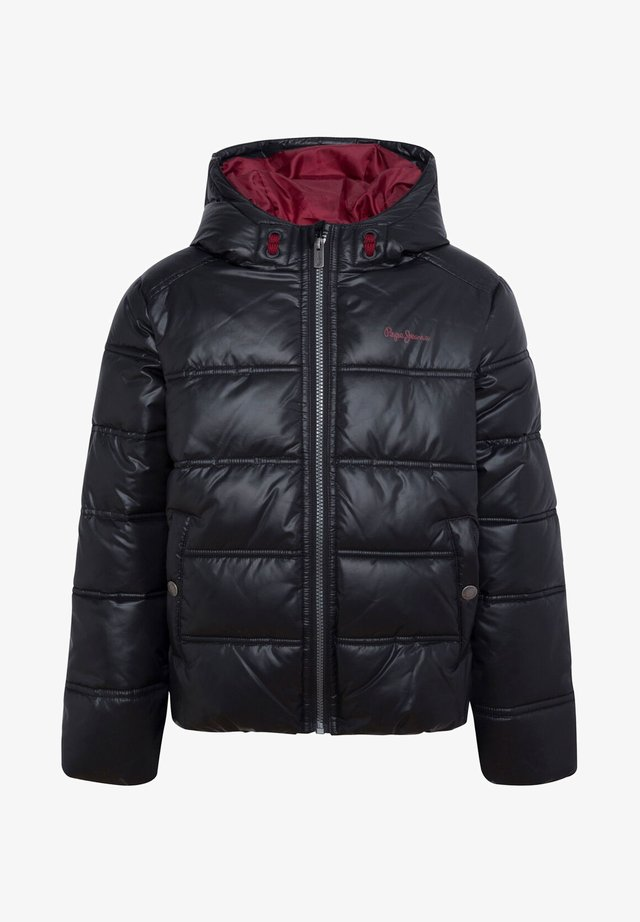 BAKER - Winter jacket - black