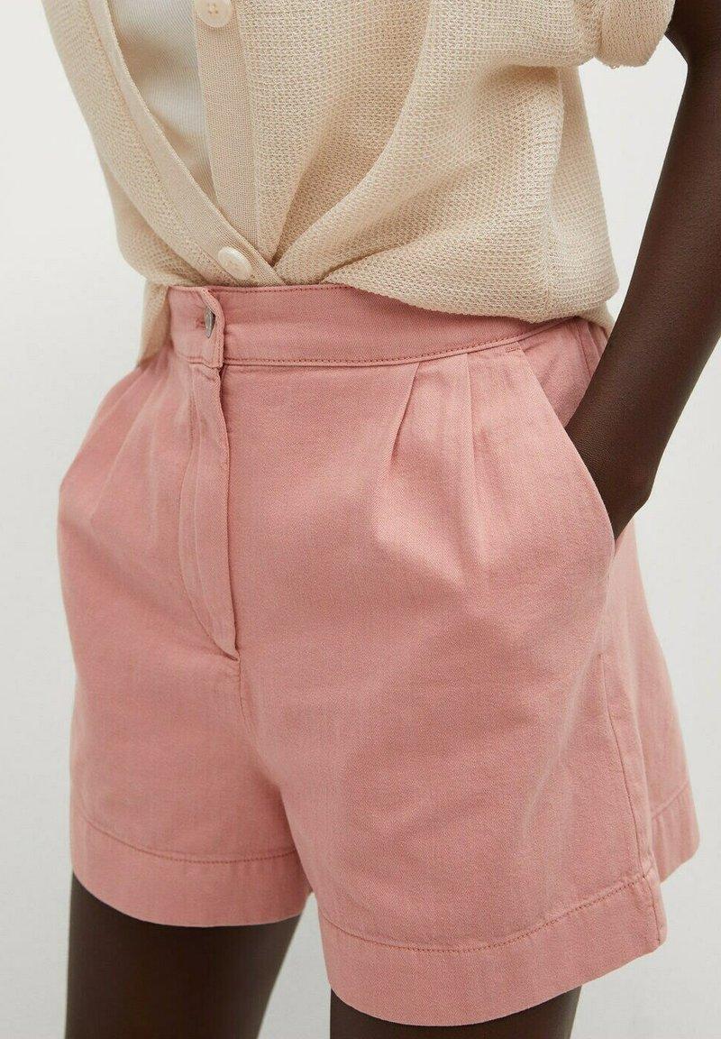 Mango - Shorts - pink
