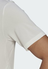 adidas Performance - TERREX PRIMEBLUE TRAIL FUNCTIONAL LOGO T-SHIRT - Printtipaita - white - 5
