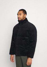 Topman - PUFFER - Winter jacket - navy - 0