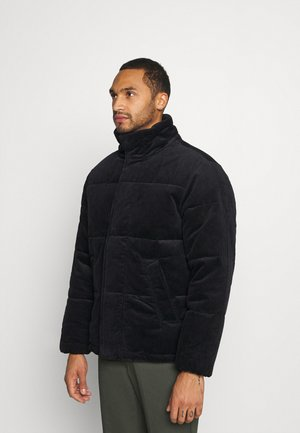 PUFFER - Winter jacket - navy