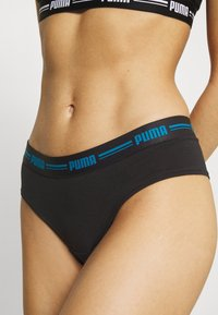Puma - WOMEN BRAZILIAN 2 PACK - Briefs - blue / black - 5