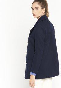LolaLiza - Short coat - navy blue - 2