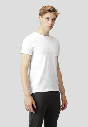 KOLDING - T-shirt basic - white