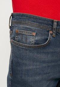 Pier One - Straight leg jeans - blue denim - 3