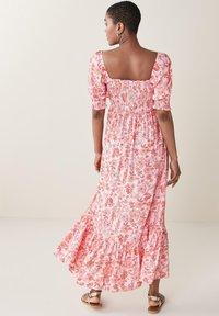 Next - SHIRRED - Maxi dress - multi-coloured - 2